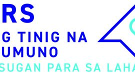 International Nurses Day (IND) 2019 Filipino Logo
