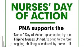 PNA supports the Nurses' Day of Action