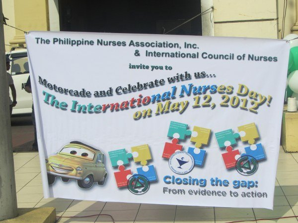 International Nurses Week