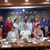 Audience with Senator Trillanes Staff on Nursing Bill (July 22, 2015)
