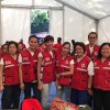 Philippine Red Cross Volunteers during Black Nazarene Feast (January 8 & 9, 2016)