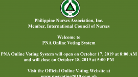 Online Voting 2019 NEWS AND EVENTS