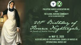 200th Birthday of Florence Nightingale