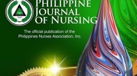 CONGRATULATIONS to the Philippine Journal of Nursing for being inducted to the Nursing Journal Hall of Fame of the International Academy of Nursing Editors (INANE)!