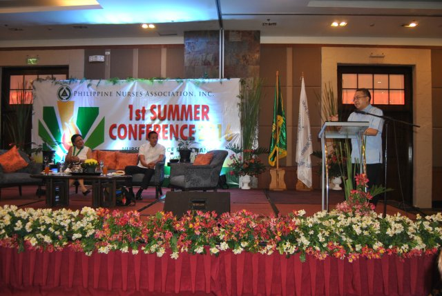 1st Summer Conference