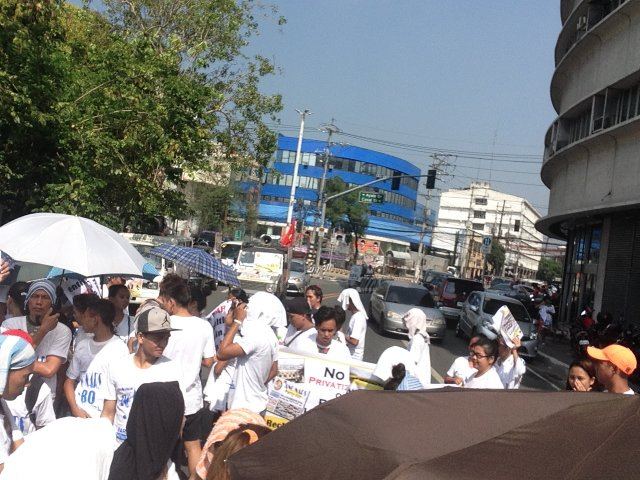 March for the Enactment of the CNB