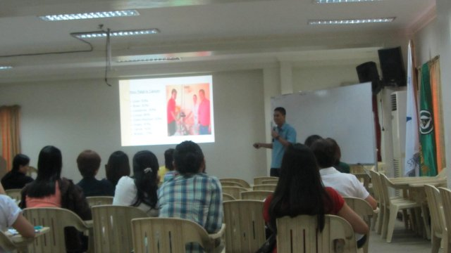 Wellness Tree Seminar (Feb 20, 2015)